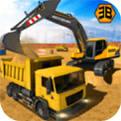 驾驶模拟挖掘机