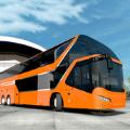 公车驾驶交通模拟器