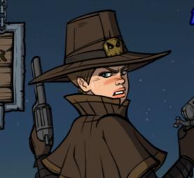 女巫猎人教官