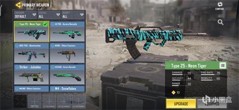 《使命召唤手游》Type25怎么样 Type25枪械最新配件推荐分析