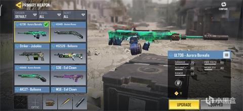 《使命召唤手游》UL7365怎么样 UL736枪械最新配件推荐分析