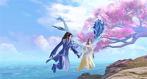 仙侠手游排行榜前十名能结婚的有哪些