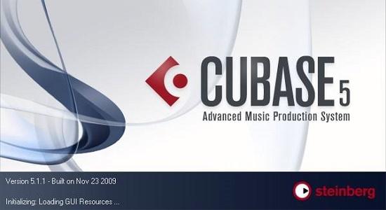 Cubase5电脑版